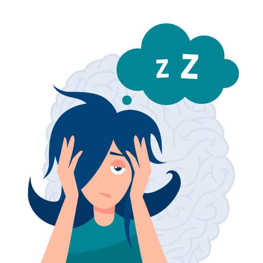 insomnia can't sleep